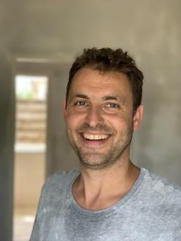 Stukadoor Guido portret