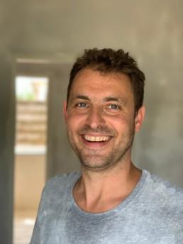 Stukadoor Guido Konickx Portret